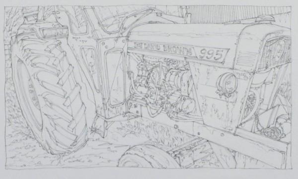 3-Pencil-tractor
